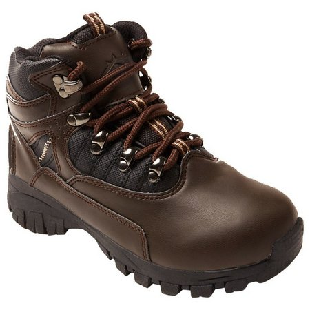 Deer Stags Boys Hector Waterproof Hikers