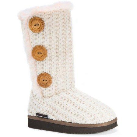 MUK LUKS Little Girls Malena Boots