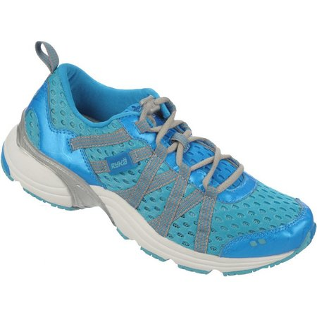 Ryka Womens Hydro Sport Blue Water Shoe