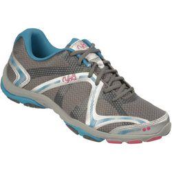 Ryka Womens Influence Silver Cross Training Shoe