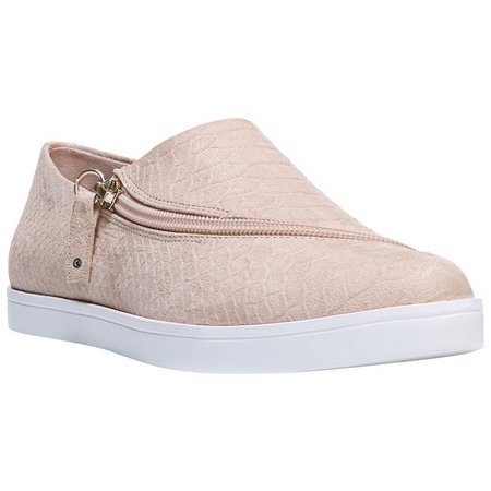Dr. Scholl's Womens Repeat Zip Shoes