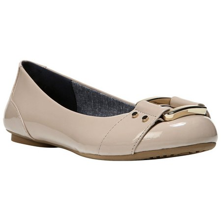 Dr. Scholl's Womens Frankie Slip On Flats