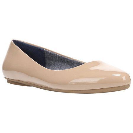 Dr. Scholl's Womens Really Patent Flats