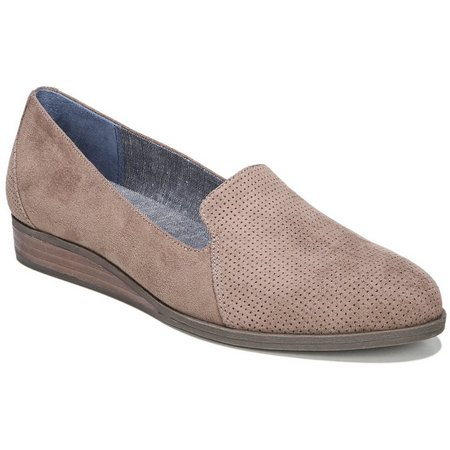 Dr. Scholl's Womens Daily Sueded Loafer
