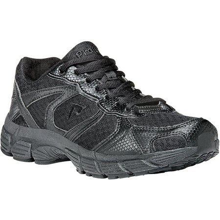 Propet USA Womens XV550 Black Athletic Shoes