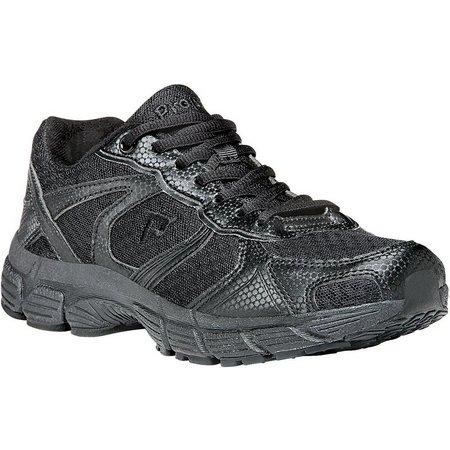 Propet USA Womens XV550 Black Athletic Shoes