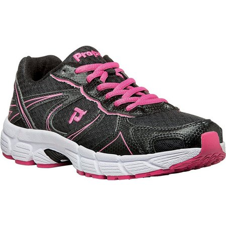 Propet USA Womens XV550 Pink Athletic Shoes