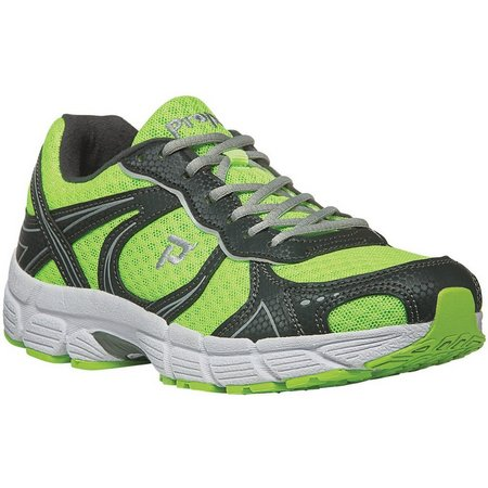 Propet USA Womens XV550 Lime Athletic Shoes