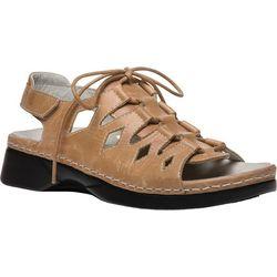 New! Propet USA Womens Ghillie Walker Sandals