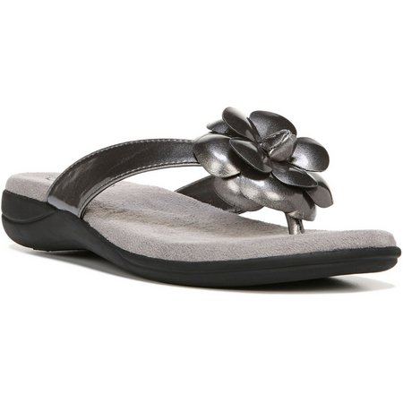 LifeStride Womens Elita Flip Flops