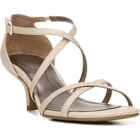 LifeStride Womens Flaunt Dress Sandals