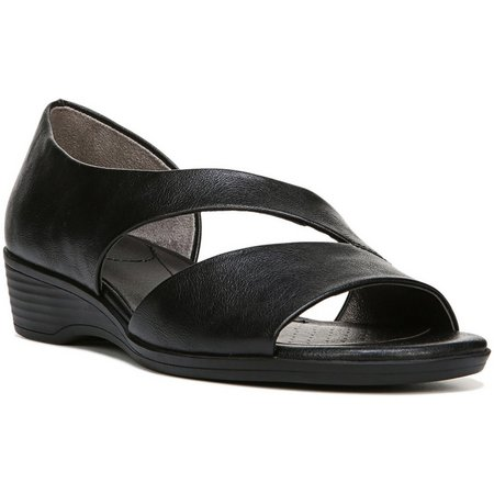 LifeStride Womens Magda Wedge Sandals