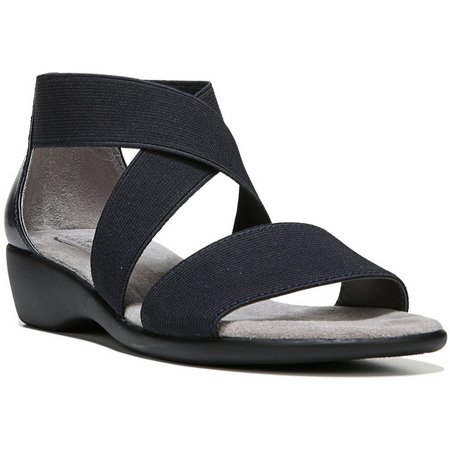 LifeStride Womens Tellie Dress Sandals