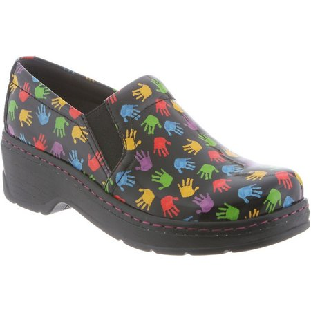 KLOGS Footwear Unisex Naples Hand Print Shoes