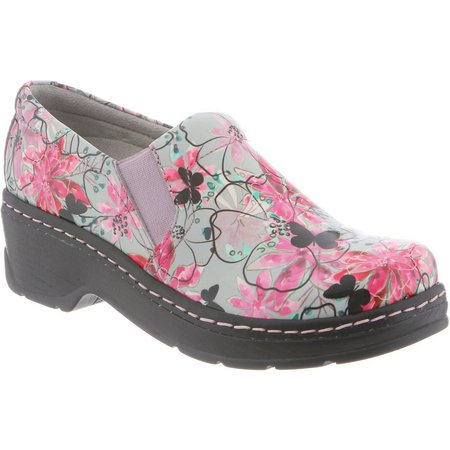 KLOGS Footwear Unisex Naples Floral Shoes