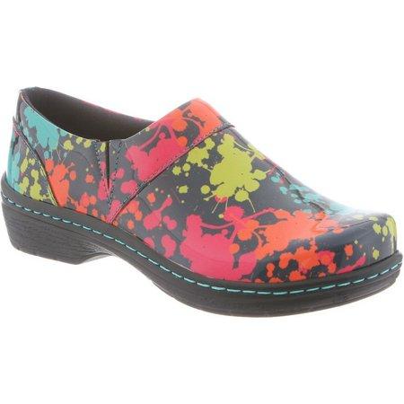 KLOGS Footwear Womens Mission Splatter Shoes