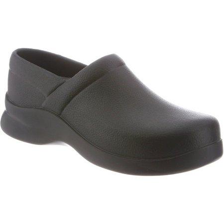 New! KLOGS Footwear Womens Boca Black Slip On