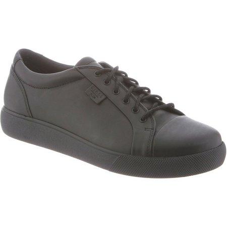 KLOGS Footwear Womens Moro Black Troy Shoes
