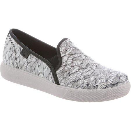 New! KLOGS Footwear Womens Reyes Rope Slip On
