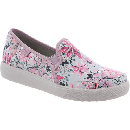 New! KLOGS Footwear Womens Reyes Graphic Floral Shoes
