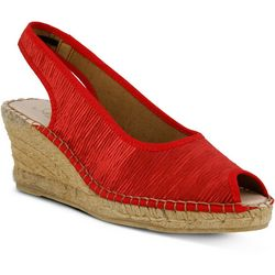 Spring Step Womens Jeanette Espadrille Sandals