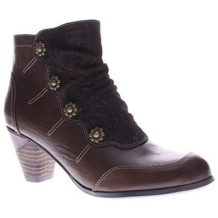 Spring Step Womens L'Artiste Belgard Boots