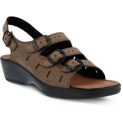 Spring Step Womens Flexus Willa Slingback Sandals