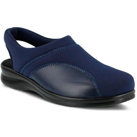 Spring Step Womens Flexus Flexia Slingback Shoes