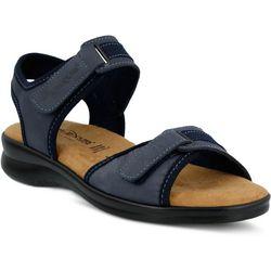 Spring Step Womens Danila Quarter Strap Sandals