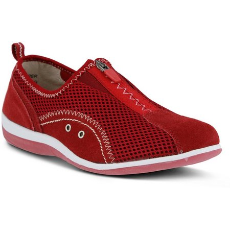 Spring Step Womens Racer Casual Shoes