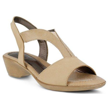Spring Step Womens Berit Sling Back Sandal