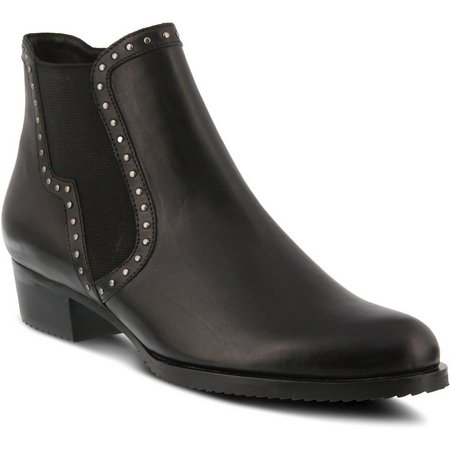 Spring Step Womens Esbella Leather Boot
