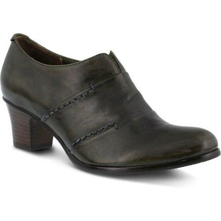 Spring Step Womens Christabelle Slip On Loafer