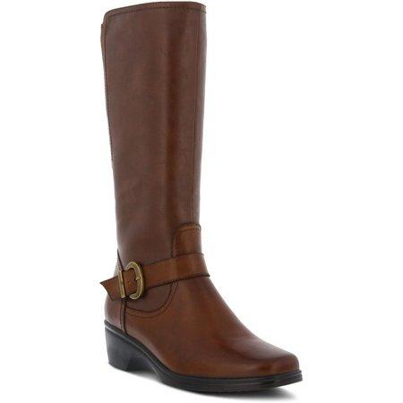 Spring Step Womens Abha Tall Boot