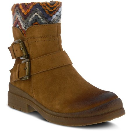 Spring Step Womens Acella Bootie