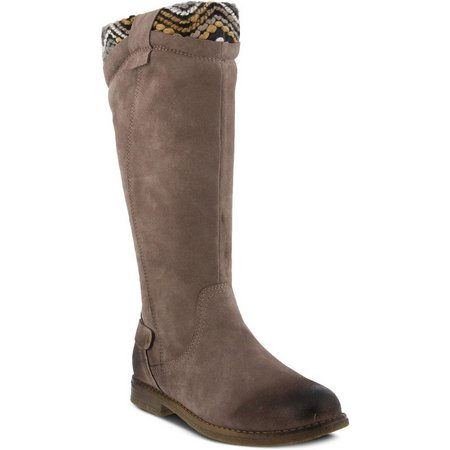 Spring Step Womens Cymone Tall Shaft Boot