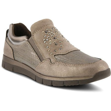 Spring Step Womens Hollywood Casual Sneaker