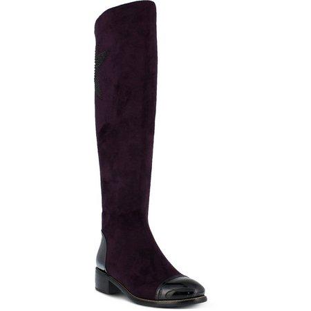 Spring Step Womens Azura Kalki Knee High Boots
