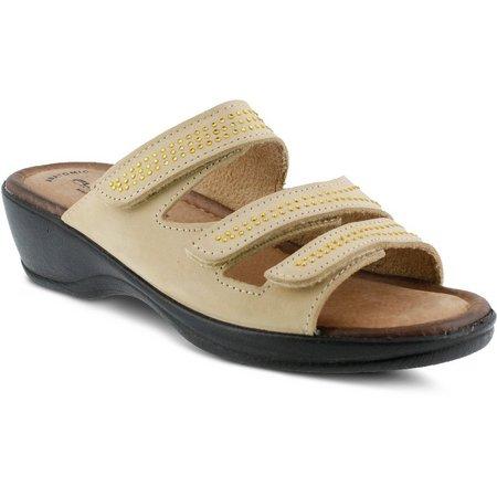Spring Step Womens Flexus Chela Sandals