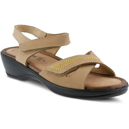 Spring Step Womens Flexus Caric Sandals