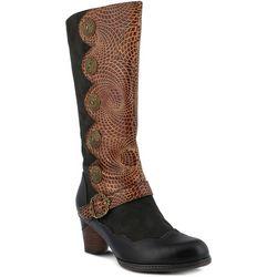 Spring Step Womens L'Artiste Pancas Tall Boots