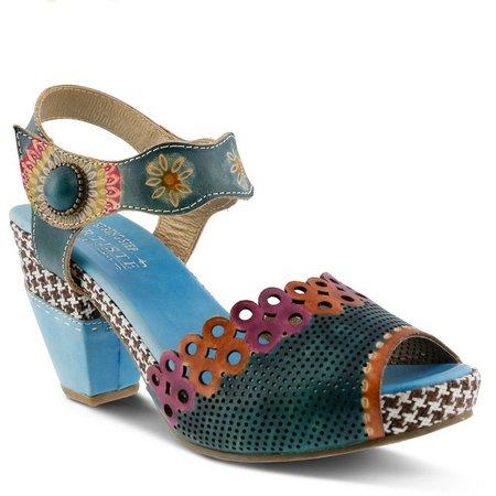 Spring Step Womens L'Artiste Jive Dress Sandals
