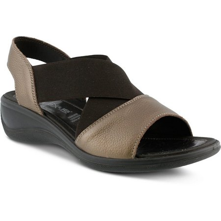 Spring Step Womens Flexus Emma Sandals