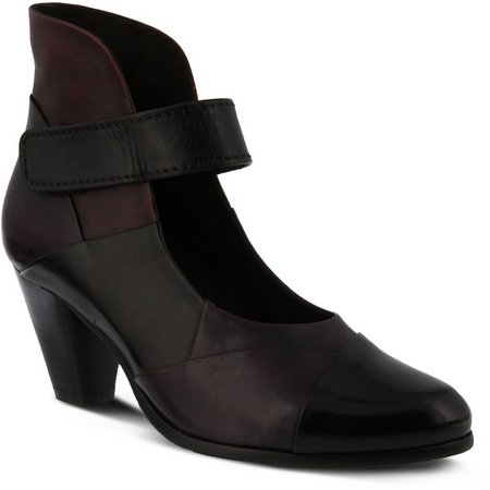 Spring Step Womens Chapeco Brown Booties