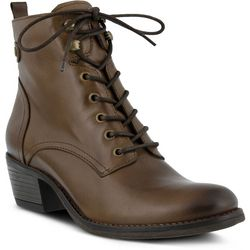 Spring Step Womens Nario Ankle Boots