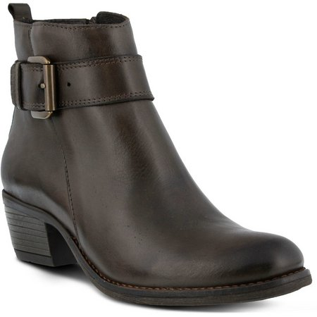 Spring Step Womens Isaia Booties