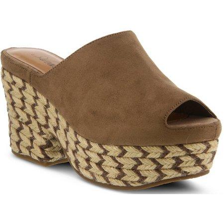 Spring Step Womens Azura Elska Mule Sandals