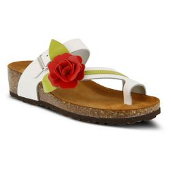Spring Step Womens Lilah Thong Sandals