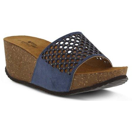 Spring Step Womens Marni Slide Sandals
