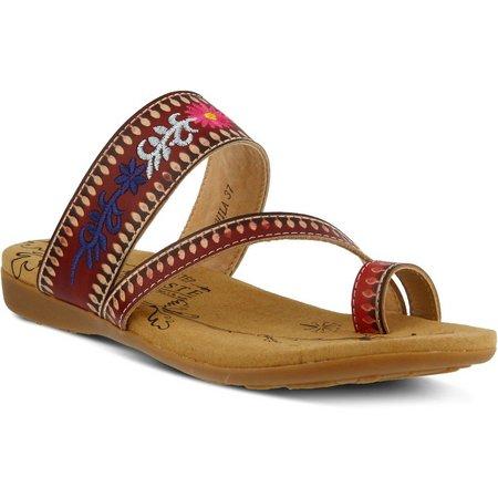 Spring Step Womens L'Artiste Akhila Sandals